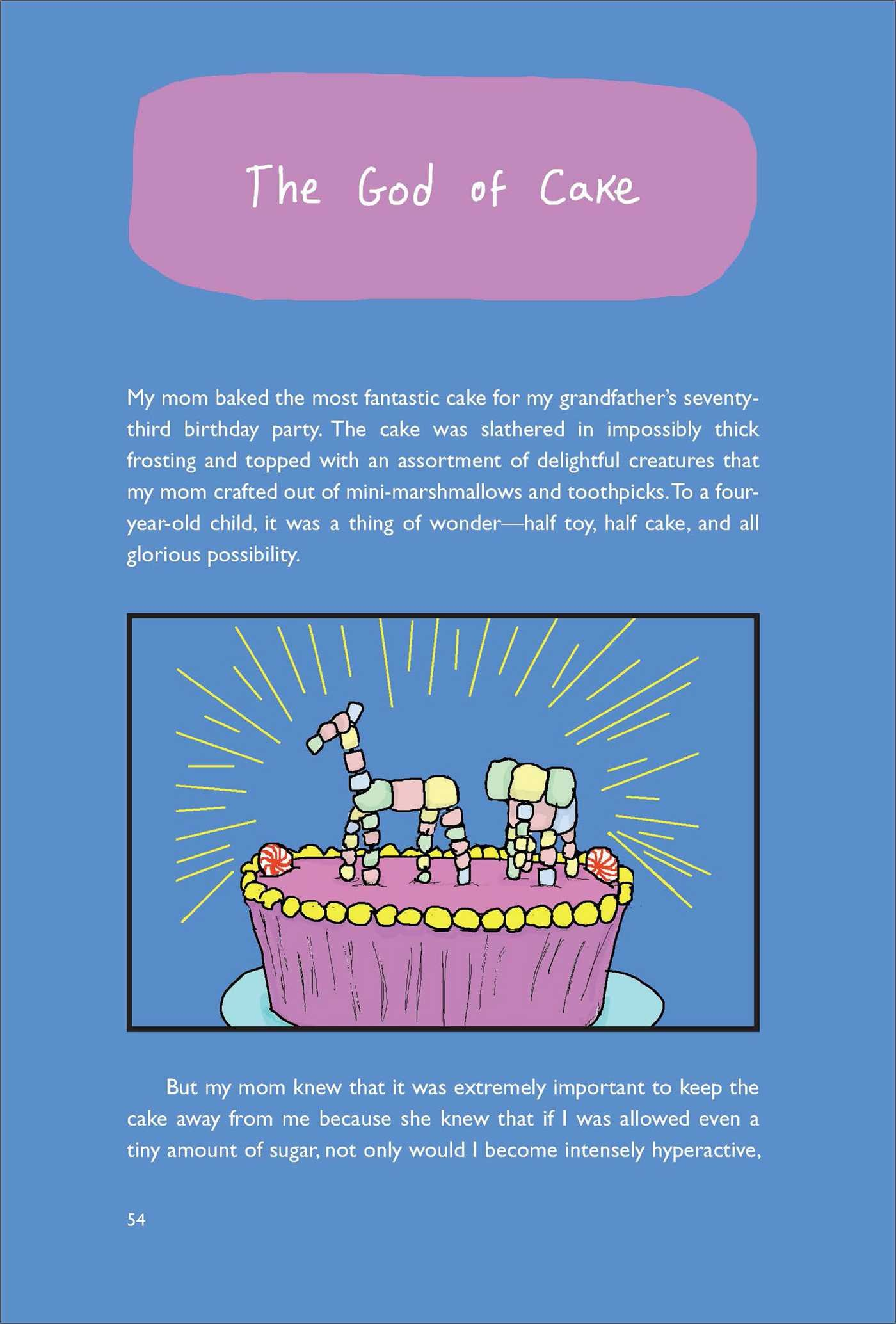 Hyperbole and a Half: Unfortunate Situations, Flawed Coping Mechanisms,  Mayhem, and Other Things That Happened: Allie Brosh: 8601401132530: Books -  Amazon. ...