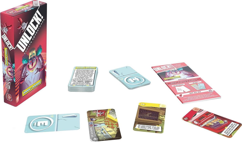 Asmode - Juego cooperativo - «Unlock»: Amazon.es: Juguetes y juegos