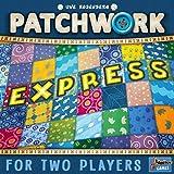 Lookout Games LK3543, Patchwork Express, Multicolor