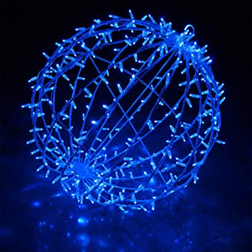 Image Unavailable. Image not available for. Color: Commercial LED Large  Light Ball Christmas ... - Amazon.com : Commercial LED Large Light Ball Christmas Light LED