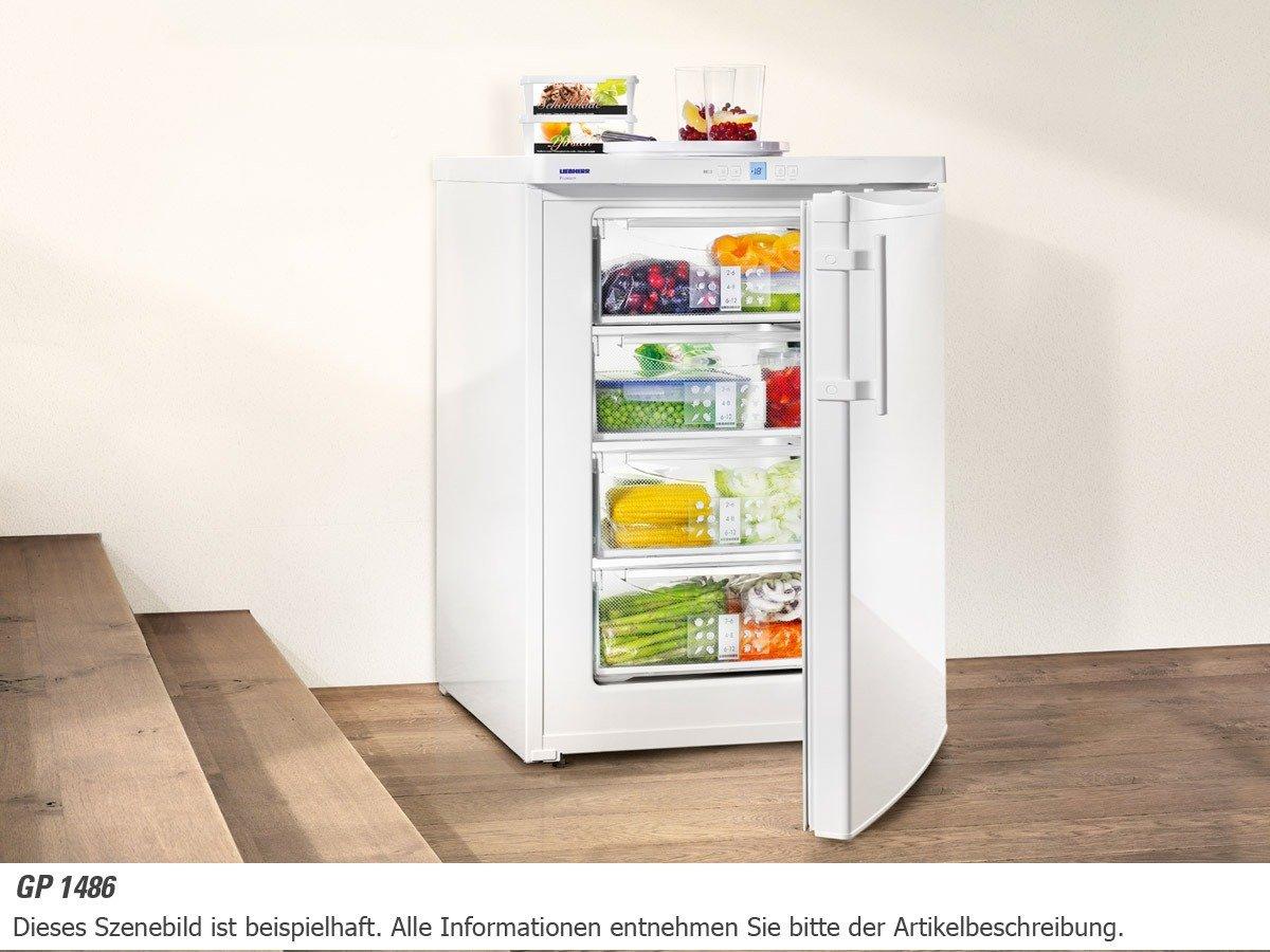Liebherr GP 1486 Gefriergerät / A+++ / 104 L: Amazon.de: Elektro ...
