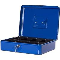 Maul Geldcassette 4, blauw, uitneembaar inzetstuk voor munten, 300 x 90 x 245 mm, 5611437, 1 stuk