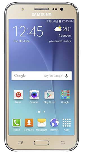 new products c7cfe b24a2 Samsung Galaxy J5 SM-J500F (Gold, 8GB)