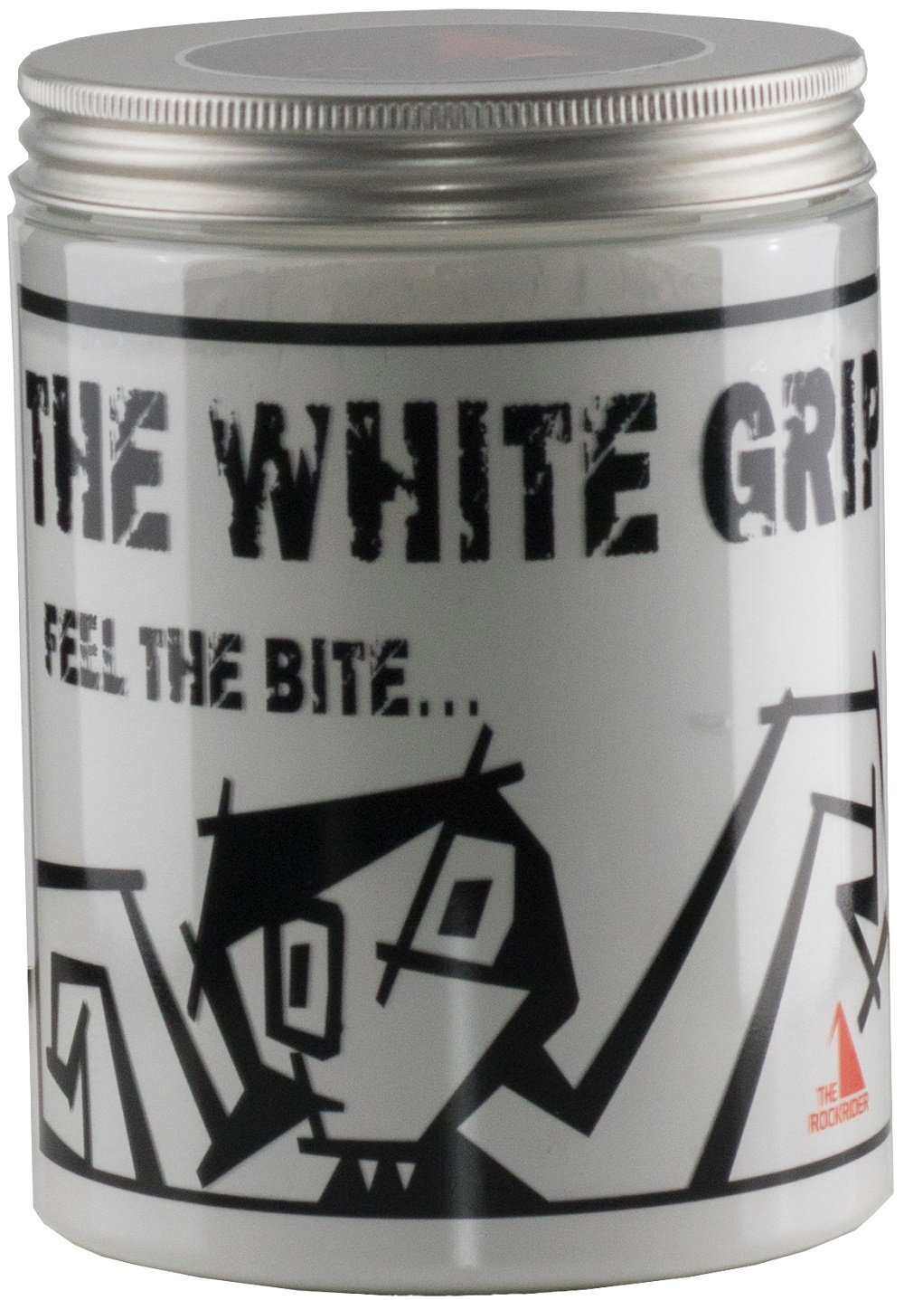 Magnesio de Escalada The White Grip 350gr.: Amazon.es: Deportes y aire libre