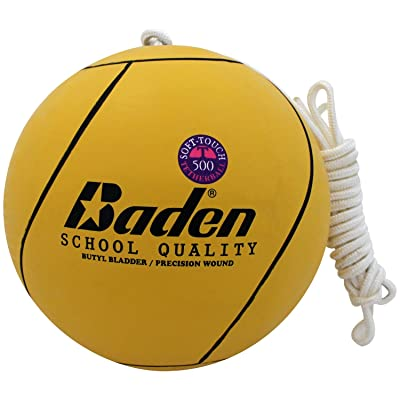 Baden Deluxe Rubber Tetherball : Tetherball Equipment : Sports & Outdoors