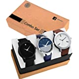 New ANALONG Combo Watches for Men Pack of 3
