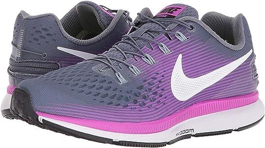 5a693407af43 Women s Air Zoom Pegasus 34 Flyease Running Shoe. Nike Women s Air Zoom  Pegasus 34 Flyease Running Shoe (6 W US ...