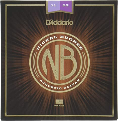 DAddario - Juego De Cuerdas Acústicas