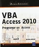 Vba Access 2010. Programar En Access (Recursos Informaticos)