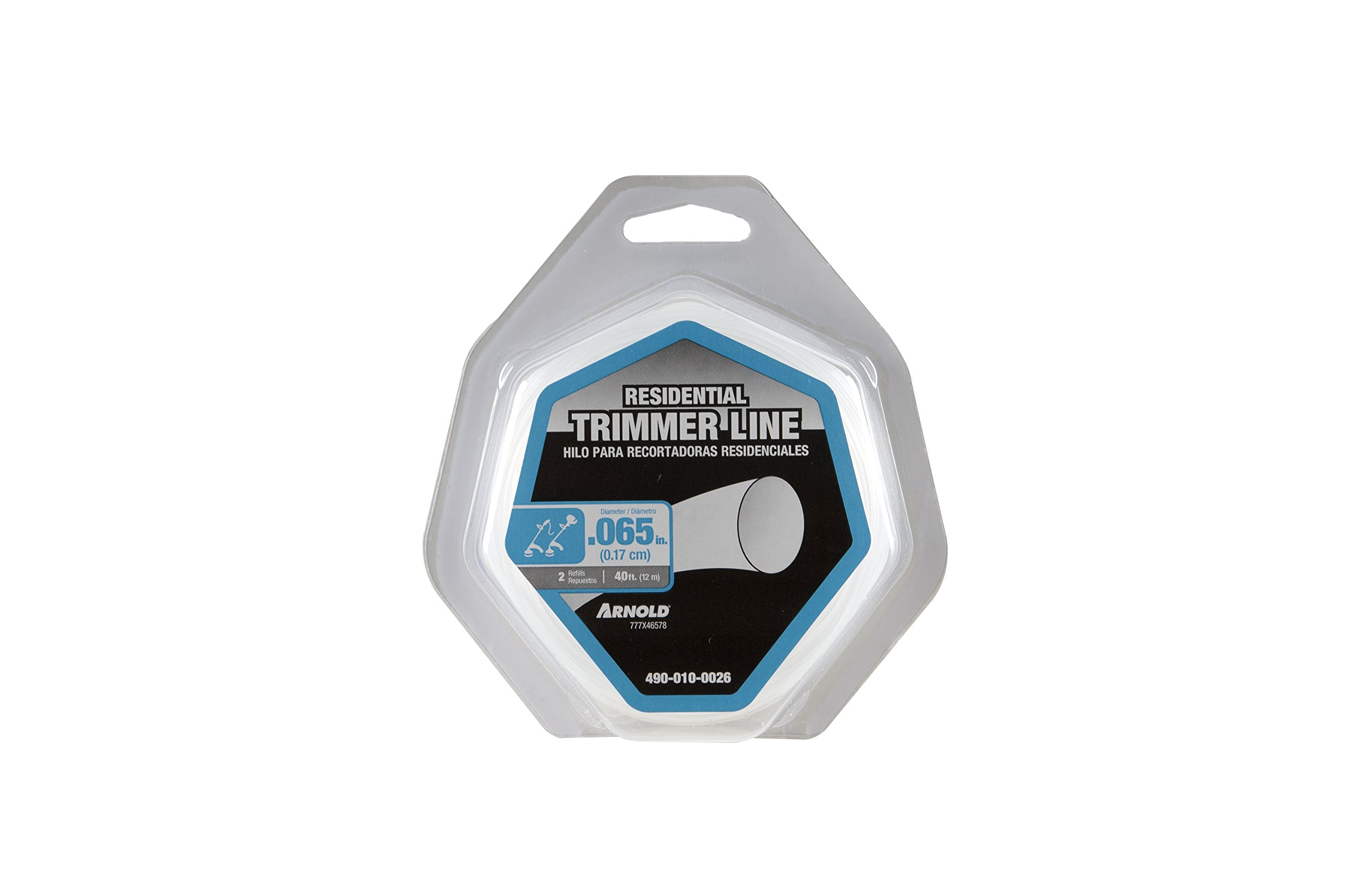 Arnold Trimline .065-Inch x 40-Foot Residential Grade Trimmer Line by Arnold (Image #1)