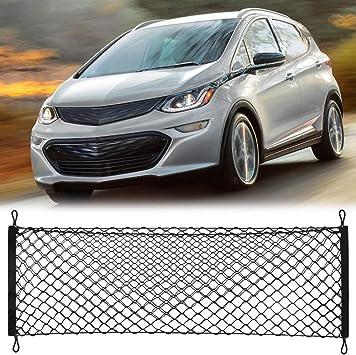 Envelope Style Trunk Cargo Net For Chevrolet CORVETTE C7 2014-2020 NEW