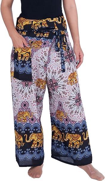 Amazon.com: Lannaclothesdesign - Pantalones de yoga para ...
