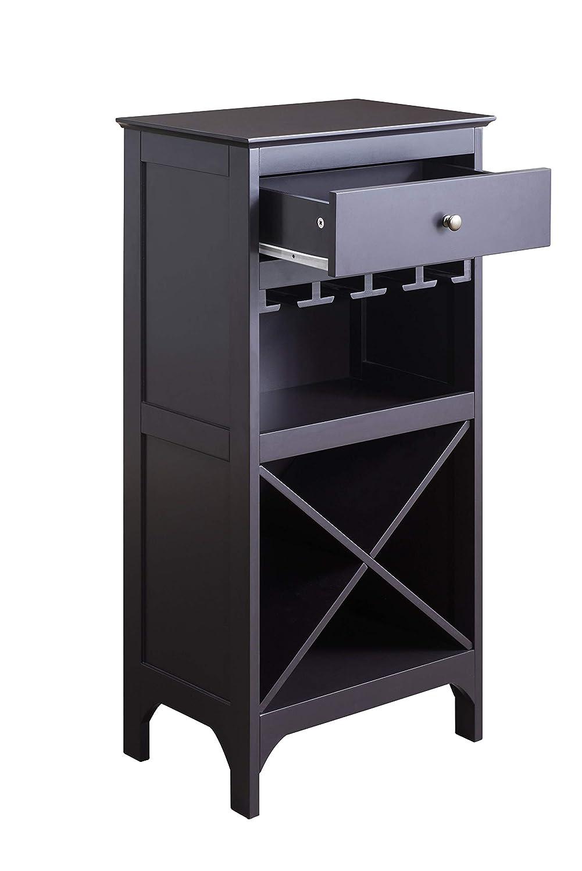 Amazon.com: SJ Collection B21400002-P Paxton Bar - Armario ...