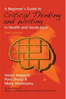 aveyard h. (2007) doing a literature review in health and social care
