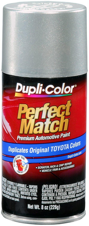 Dupli-Color (EBTY16137-6 PK) Silver Metallic Toyota Exact-Match Automotive Paint - 8 oz. Aerosol, (Case of 6)