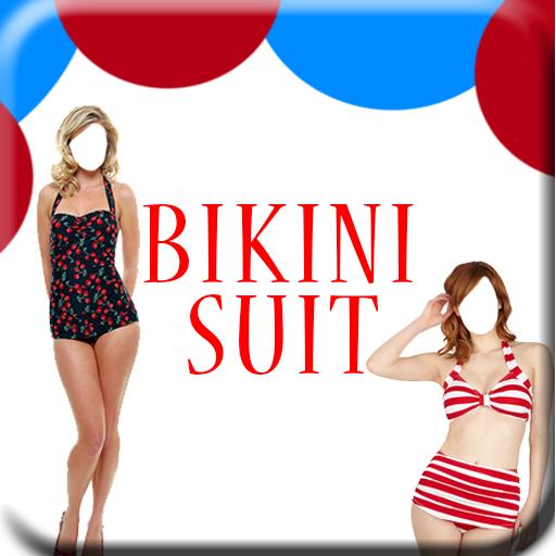 Bikini Suit Photo Frames