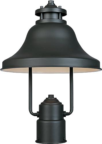 Designers Fountain 31336-BZ Bayport-DS Post Lanterns, Bronze