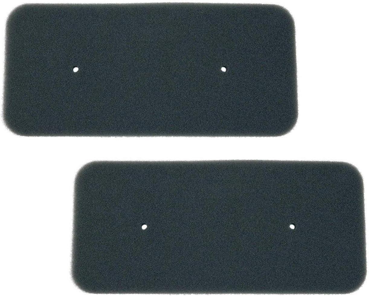 HADC 9913AX 31100505 2x Filtro a spugna per Hoover GDX H9A2DKEX 31100978