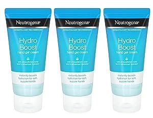 Neutrogena Hydro Boost Hand Cream 2.5 Ounce (Pack of 3)