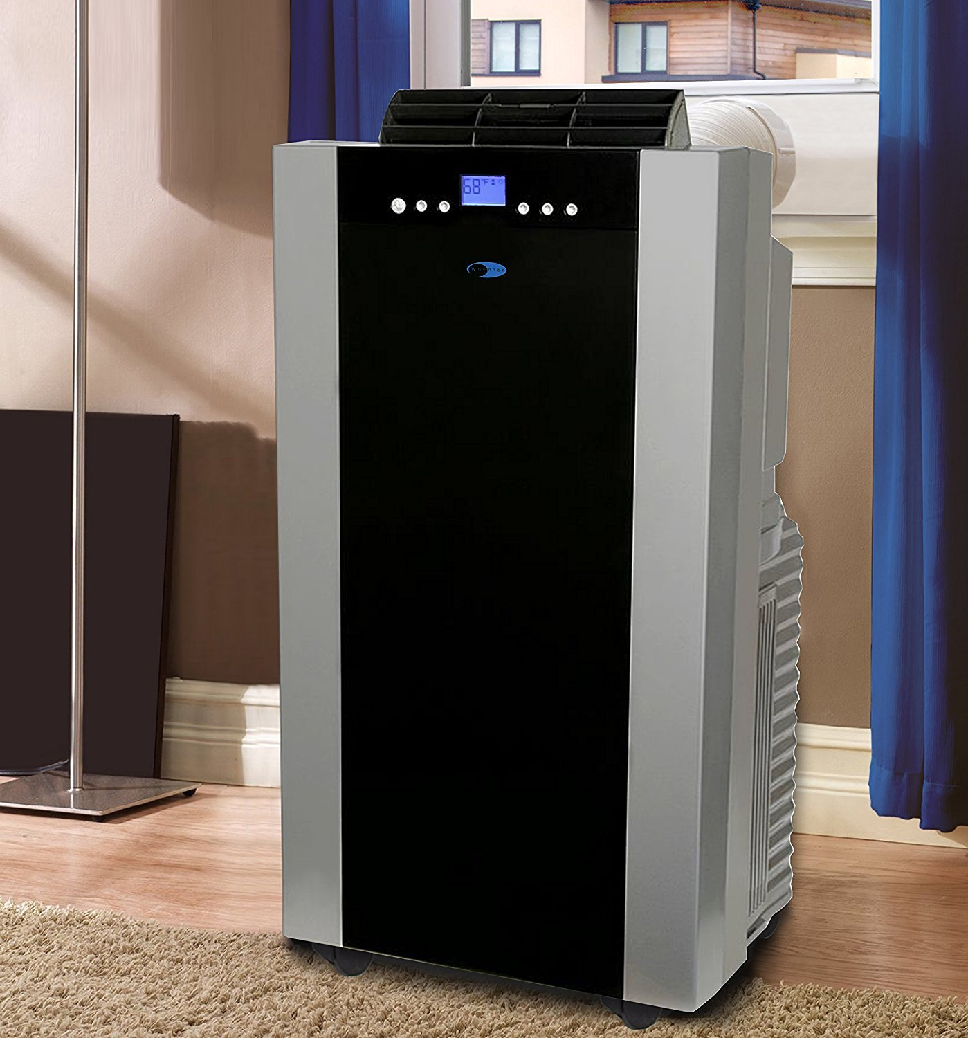 1. Whynter ARC-14S Portable ac - Best Small Portable Air Conditioner