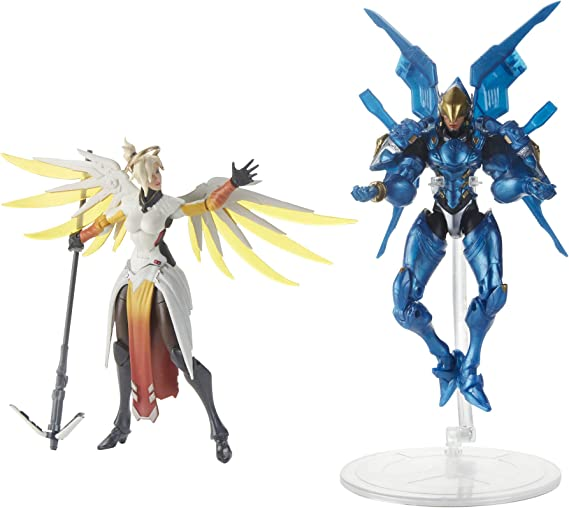 Overwatch Ultimates série pharah et Mercy Double Pack 6 pouces-scale Collectible