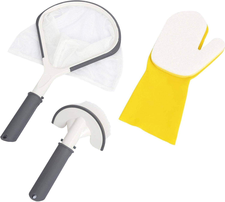 Bestway All-in-One Reinigungsset - Produktbild für alle Lay-Z-Spa Modelle geeignet