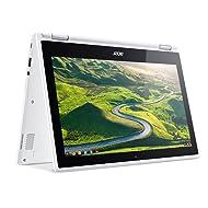 Acer Chromebook R 11 Convertible, 11.6-Inch HD Touch, Intel Celeron N3150, 4GB DDR3L, 32GB, Chrome, CB5-132T-C1LK