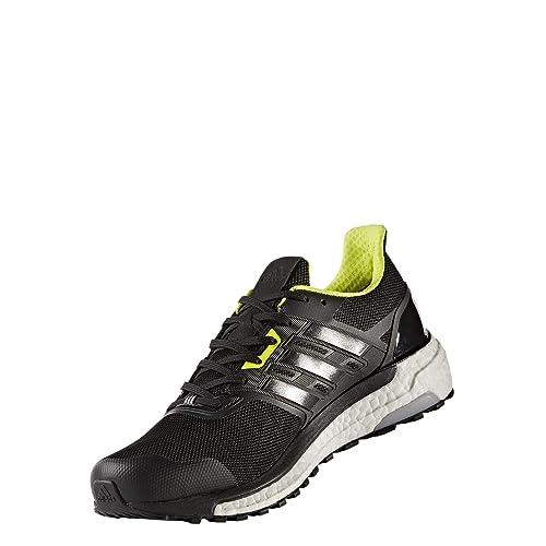 Adidas Supernova GTX m, Zapatillas de Deporte para Hombre, Negro Negbas/Seamso 000