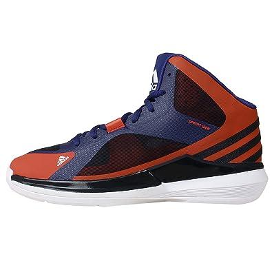 purchase cheap f47e7 abfd2 Adidas Crazy Strike Schuhe Turnschuhe Basketball Trainers blau-rot