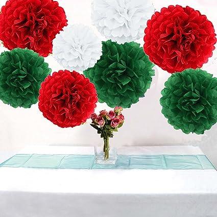 Amazon Christmas Decoration Set Gorgeous 18pcs Tissue Paper