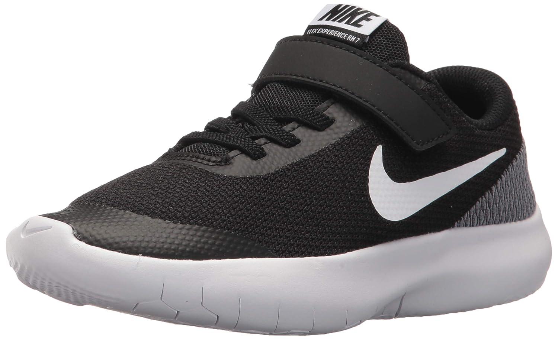 Noir (noir   blanc   blanc 001) Nike Flex Experience RN 7 (PSV) Chaussures de Running Compétition garçon 33 EU