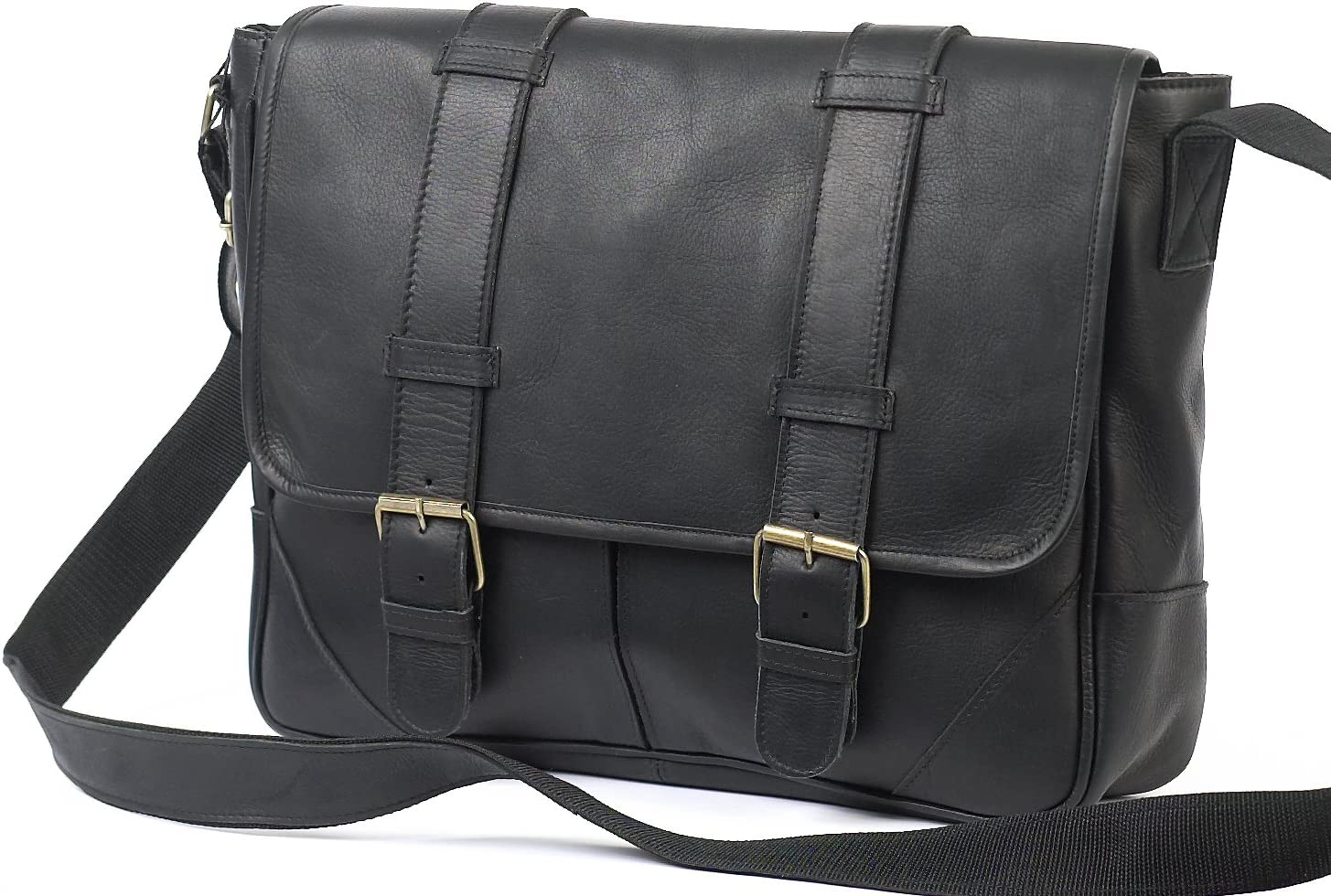 One Size Claire Chase Sorrento Computer Messenger Black