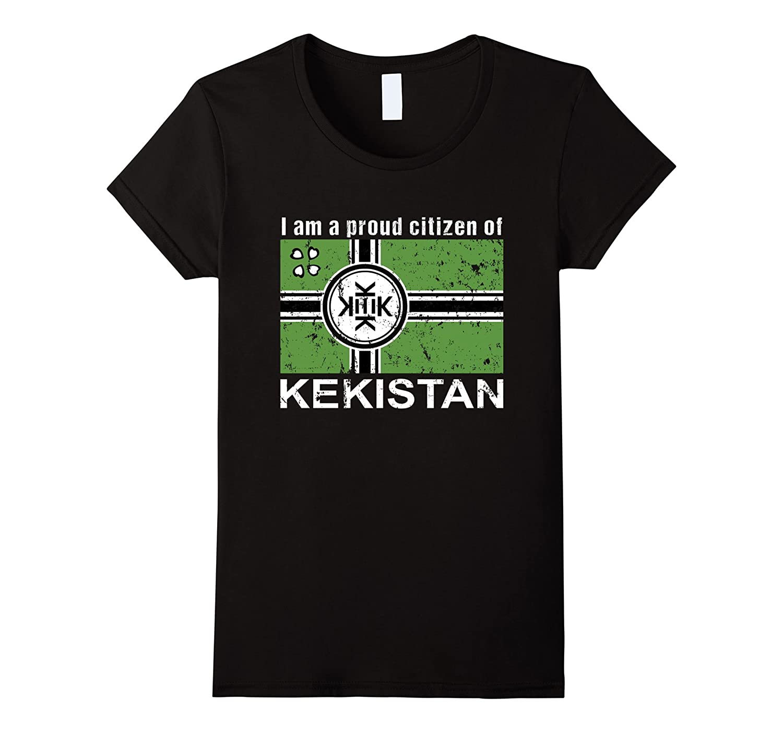 Proud Citizen Of Kekistan Flag T-Shirt