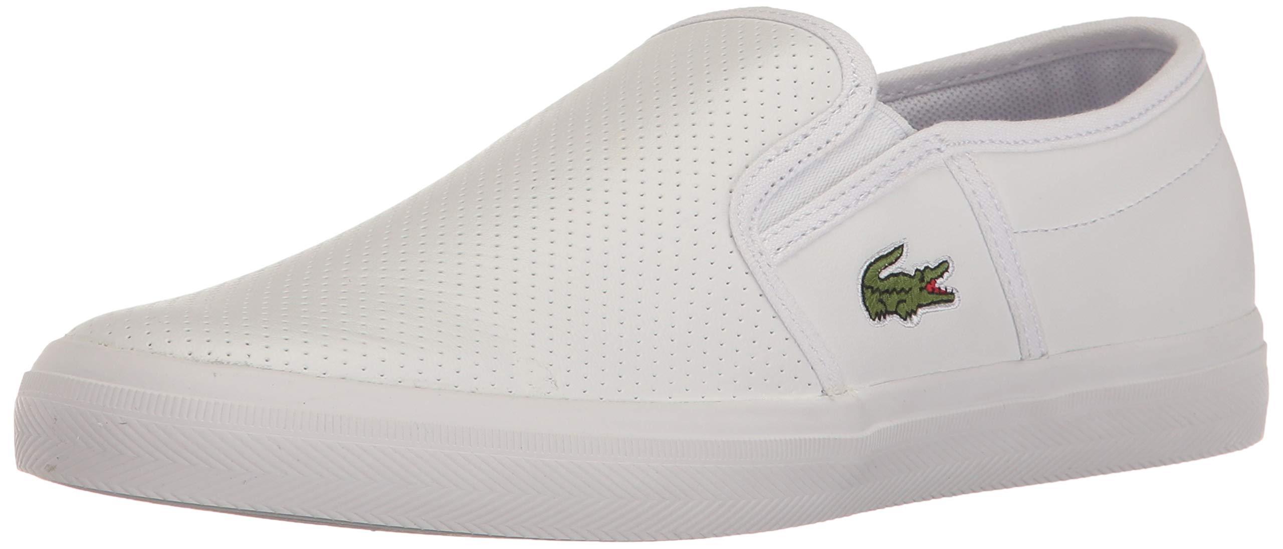 Lacoste Mens Gazon Bl 1 Sneaker