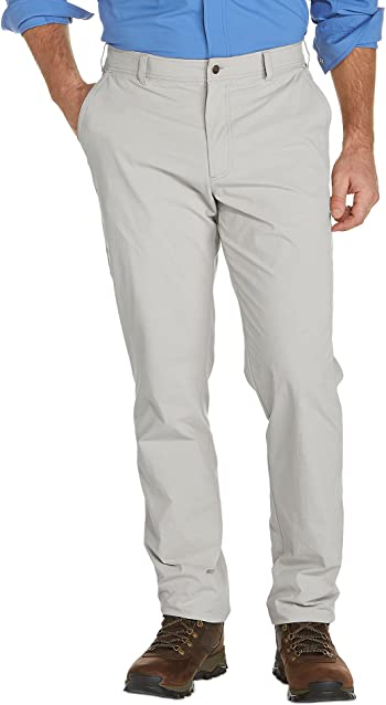 UPF 50+ Men's Summer Casual Pants - Sun Protective