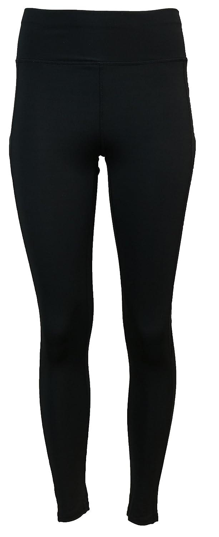 8bfe5544d5a52 GMI Women's Challenge Side Mesh Insert Leggings, Black at Amazon Women's  Clothing store: