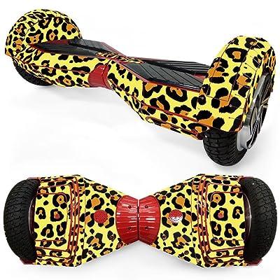 """clode® de protection Skin en vinyle autocollant pour 8en d'équilibre pour scooter 2roues Hoverboard, Style 7, Fits all 8"""" models"""