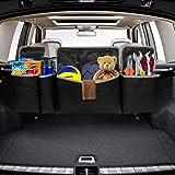 フリーソー(FREESOO)車用 収納ボックス トランク ボックス 車 シートバック ポケット 大容量 後部座席 自動車 小物 ヘッドレストに簡単取り付け
