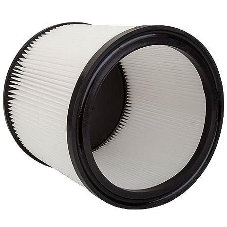 Qualtex – Bolsas para húmedo y seco filtro de cartucho para Wickes & Lidl Parkside aspiradoras comerciales