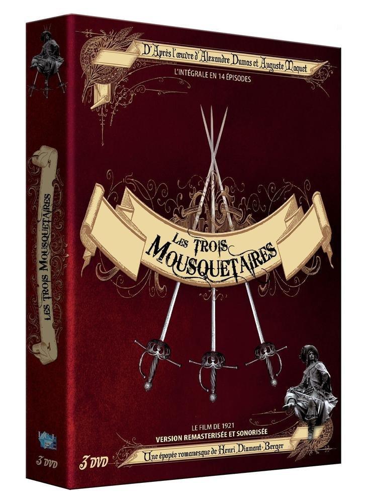 Les Trois mousquetaires [Francia] [DVD]: Amazon.es: Blanche ...