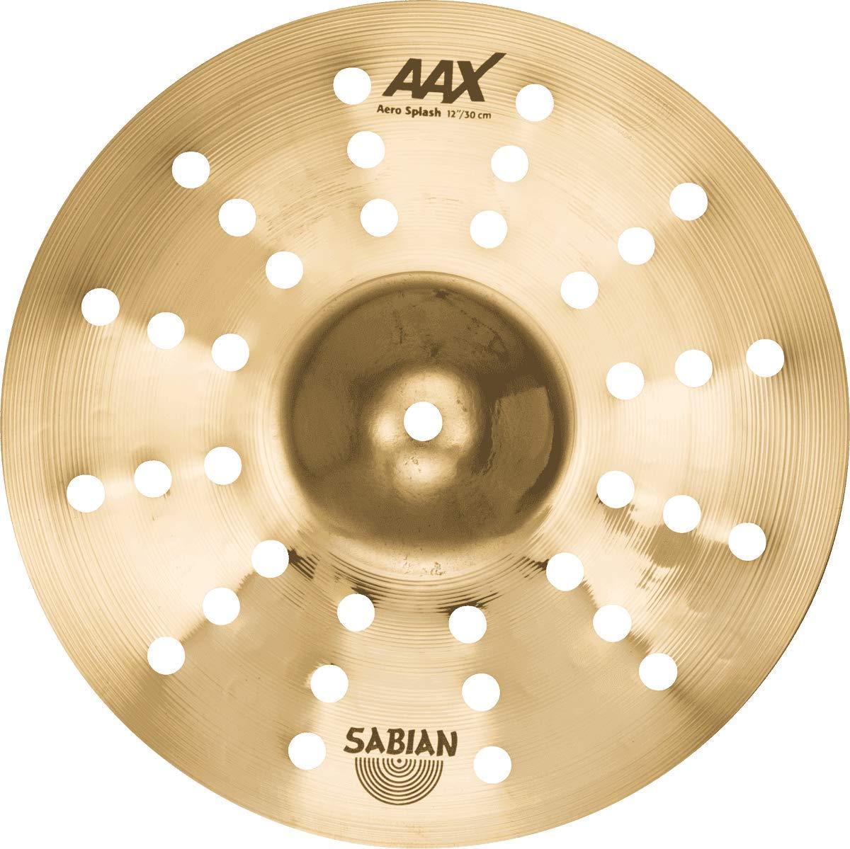 Sabian 12'' AAX Aero Splash Brilliant (212XACB) by Sabian