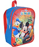 """Disney Mickey Mouse 12"""" Backpack"""