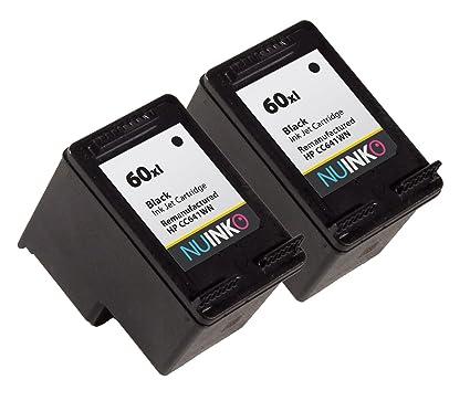 nuinko HP 60 X L): Amazon.es: Electrónica