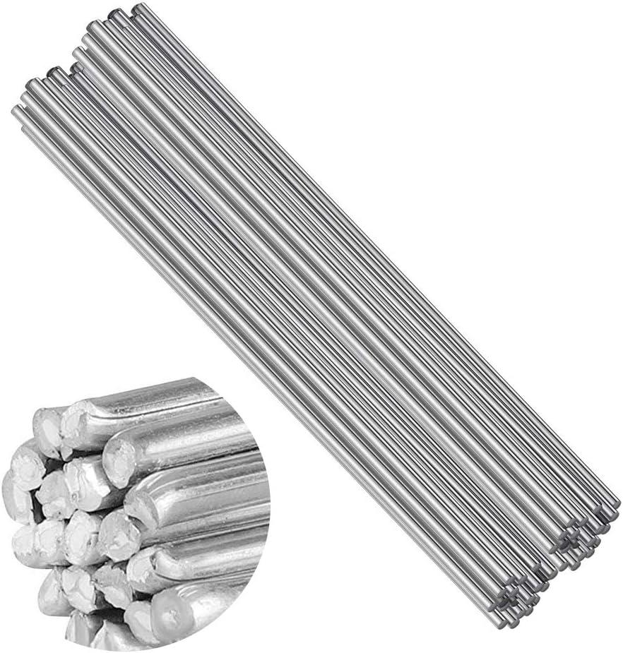 10PCS 50CM Aluminium Low Temperature Welding Soldering Brazing Rod JF