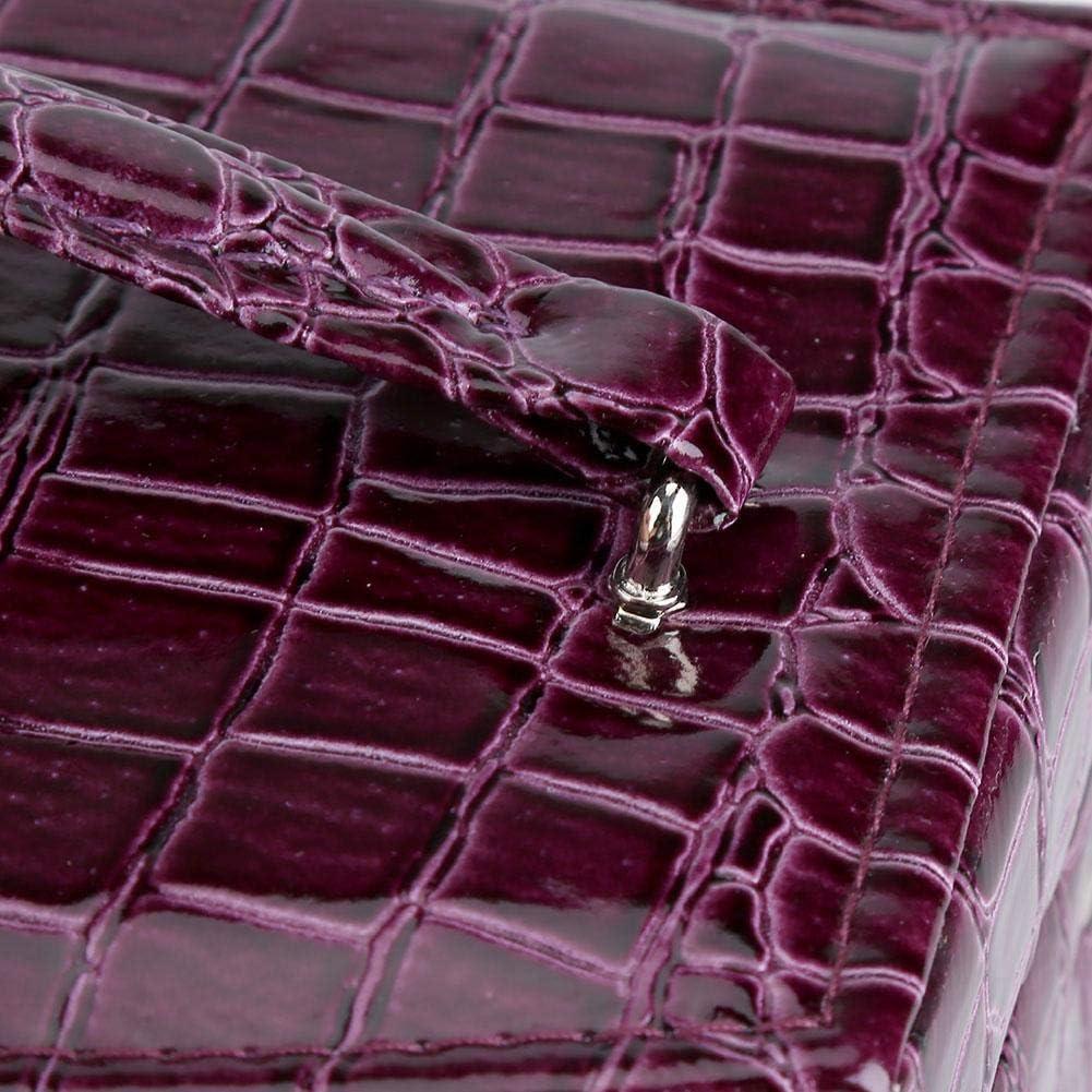 Rosa Scatola portagioie con Anello per Gioielli a 3 Strati Scatola Regalo per la Signora Articoli per la casa Scatola Regalo Scatola per Gioielli Lecxin Scatola portagioie a 3 Strati
