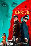 The Man from U.N.C.L.E. Original Movie Poster (Armie Hammer, Henry Cavill) Double Sided Regular Style Original Cinema Poster (69Cm X 102Cm)