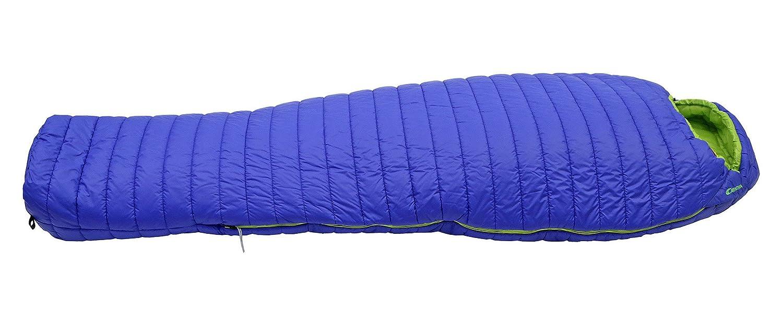 CARINTHIA G 180 - Sacos de Dormir - M Verde/Azul Modelo Izquierda 2018: Amazon.es: Deportes y aire libre