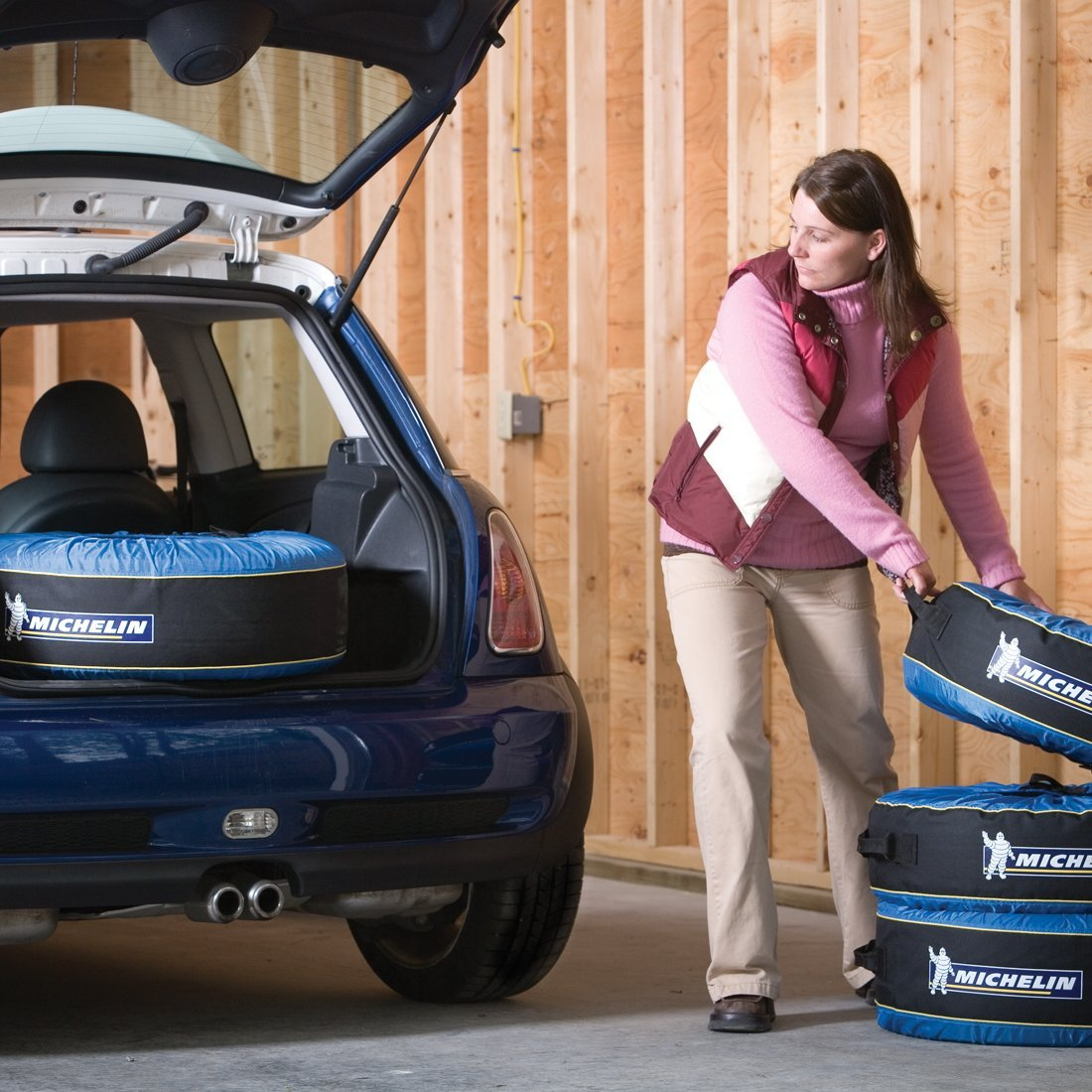 Kurgo 00080 Michelin Tire Cover Protective Bags One Size