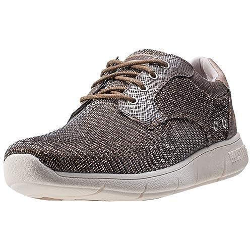 Mustang 1242-301 Zapatillas de lona mujer: Amazon.es: Zapatos y complementos
