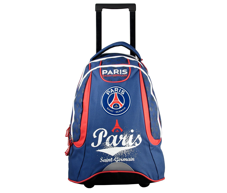 Paris Saint Germain : Schulranzen - Tasche Primärräder